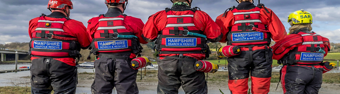hampshire search and rescue searching for vulnerable missing